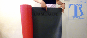 ابعاد کفپوش عایق برق Sichern